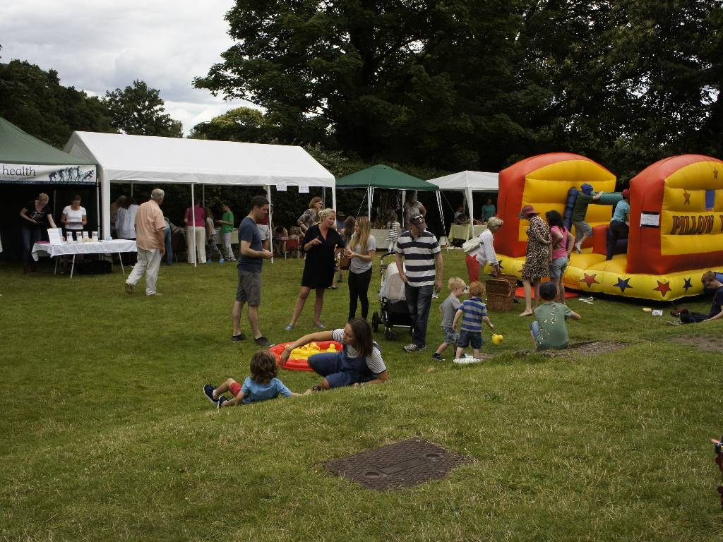 Summer Fair at Thursley Village Hall